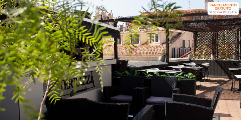 Brunch a Dois em Cascais - Cheque Gourmet de 20€ | Terrazza - Steakhouse & Rooftop Bar