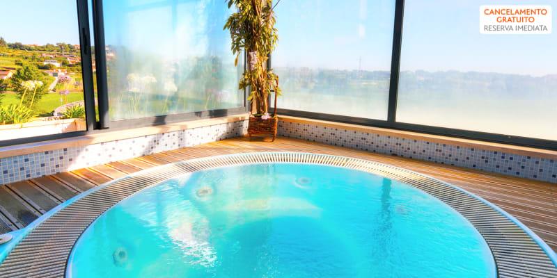 Tulip Inn Estarreja Hotel & SPA 4* - Aveiro   Estadia & Spa com Opção Jantar e Massagem