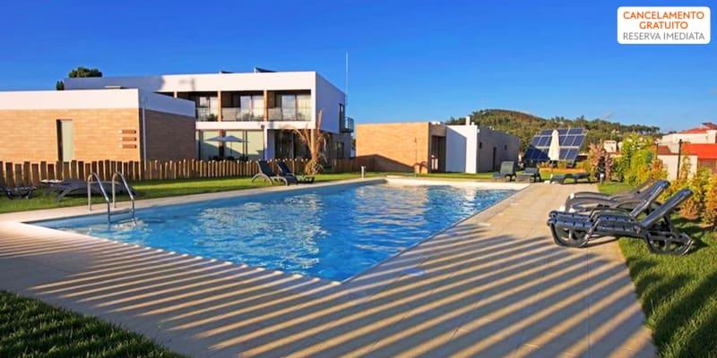 Villas da Fonte, Leisure & Nature 4* - Leiria   Estadia & Spa com Opção Jantar e Massagem