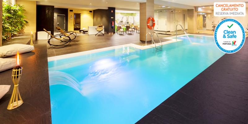 Steyler Fátima Hotel Congress & Spa 4* | Estadia Romântica com Opção Jantar e Massagens
