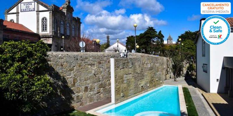 Casa Melo Alvim 4* - Viana do Castelo   Estadia Romântica em Solar Antigo