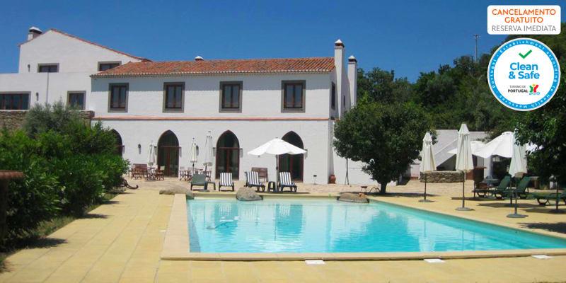 Convento de Provença - Portalegre | Estadia Junto à Serra de São Mamede