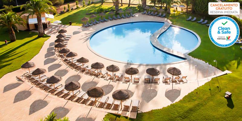 Programa de Verão: Férias para Dois com Pensão Completa no Évora Hotel 4*