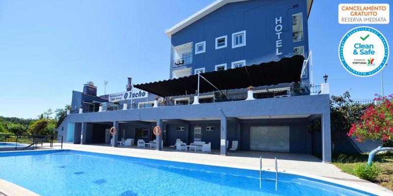 Hotel Don Rodrigues - Tavira   Estadia com Piscina junto à Praia com Opção Pack Romântico