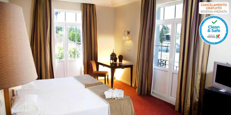 Hotel das Termas da Curia | Estadia com Opção Jantar e Massagem