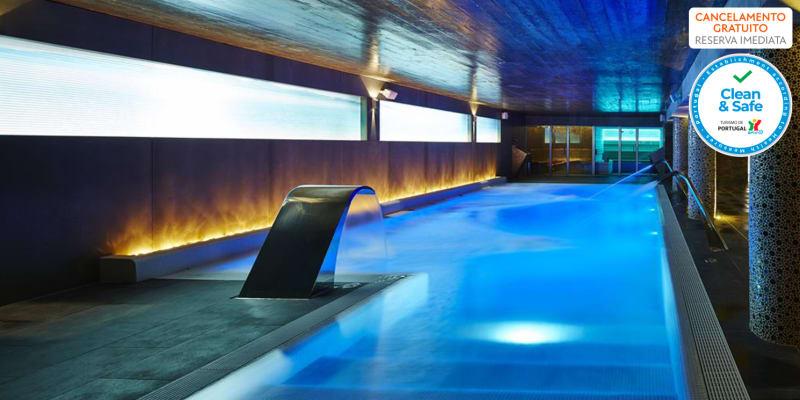 Alcazar Hotel & SPA 4* - Monte Gordo | Estadia junto à Praia com Opção Meia-Pensão