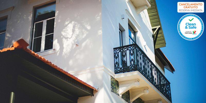 A House in Estoril | Escapadinha Romântica Junto à Praia do Tamariz