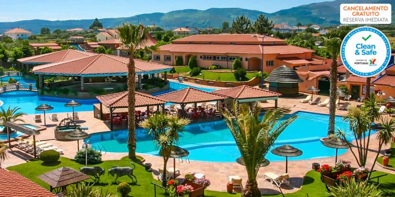Alambique de Ouro Hotel Resort & Spa 4* - Fundão | Estadia & Spa a Dois