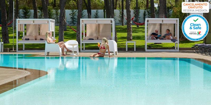 Alcazar Hotel & SPA 4* - Algarve   Estadia em Quarto Económico com Opção Meia-Pensão