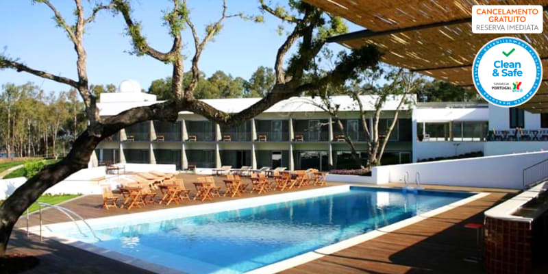 Alentejo Star Hotel 4* - Mértola | Estadia Romântica