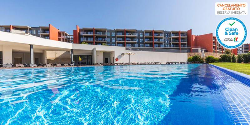 Algarve Race Resort Apartments 4* - Portimão | Estadia & Spa em Família com Opção Entradas Zoo de Lagos