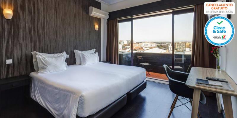 Aqua Hotel 4*  - Ovar | Escapadinha com Opção Jantar e Massagem