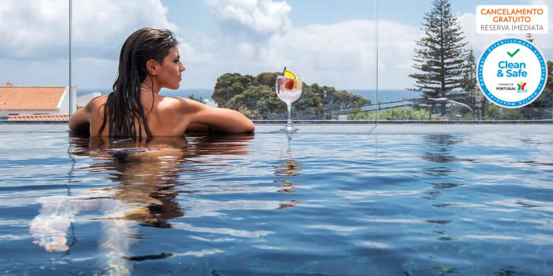 Aqua - Pópulo Eco Village 4* - Ponta Delgada | Estadia Romântica junto à Praia com Opção Massagem