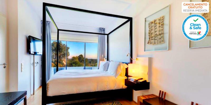 Bom Sucesso Resort 5* - Óbidos   Estadia de Luxo com Opção Jantar e Massagem