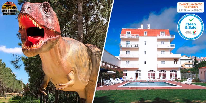 Caldas Internacional Hotel | Estadia a Dois com Opção Entradas no Dino Parque
