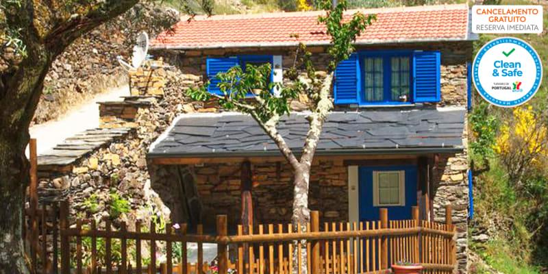 Casinhas do Ceira - Pampilhosa da Serra   Estadia Rural em Casa com Opção Pack Romântico