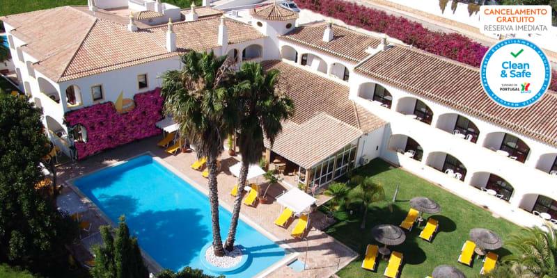 Cerro da Marina Hotel 3* - Albufeira | Estadia Junto ao Mar com Opção Pack Romântico e Entradas Zoo de Lagos
