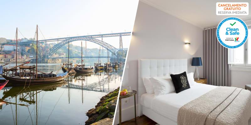 Charming House Cedofeita - Porto   Estadia com Opção Cruzeiro das 6 Pontes