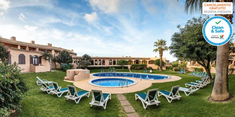 Clube Maria Luísa - Albufeira | Estadia em Apartamento com Opção Pensão Completa e Meia-Pensão