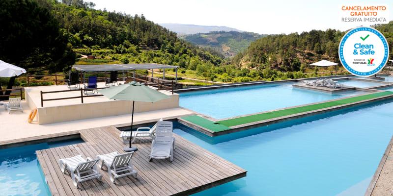 Douro Cister Hotel Resort 4* - Douro | Escapadinha Vista Rio & Spa com Opção Meia-Pensão