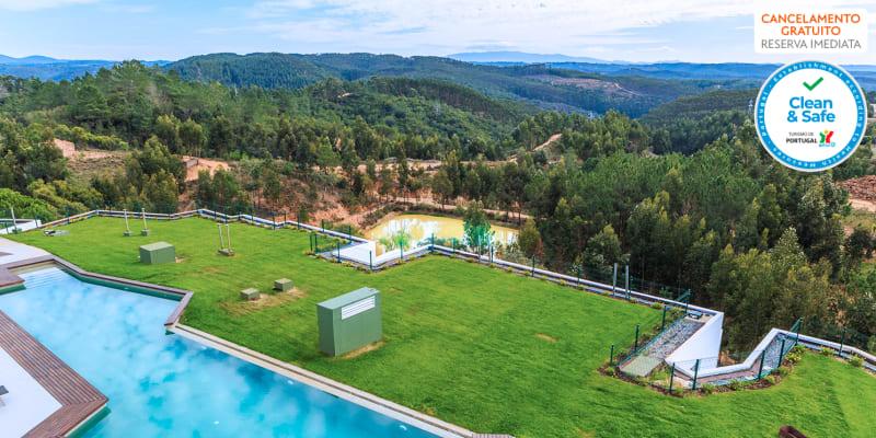 Enigma - Nature & Water Hotel 4* - Costa Vicentina   Estadia & Spa com Opção Jantar e Massagens