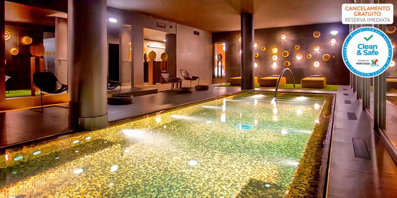 Evidência Belverde Hotel 4* - Amora   Estadia & Spa com Opção Jantar ou Massagem