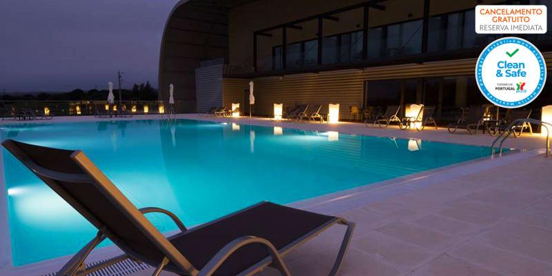 Garça Real Hotel & Spa 4* - Montemor-o-Velho | Estadia com Opção Jantar e Massagem