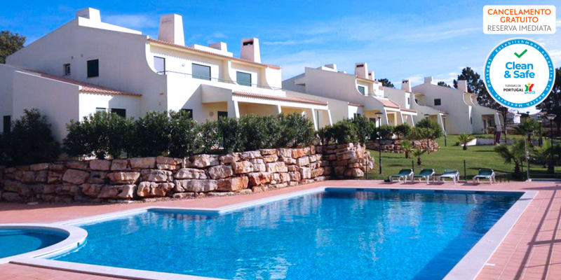 Glenridge Beach & Golf Resort - Albufeira | Férias em Família em Apartamento T1 Junto à Praia