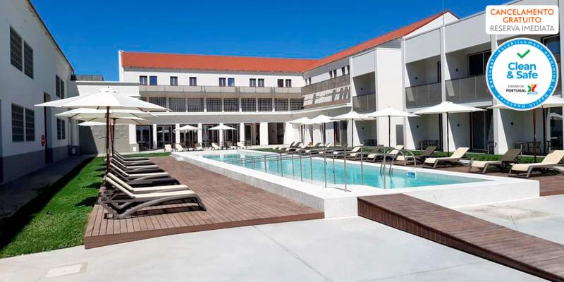 Hotel da Barrosinha 4* - Alcácer do Sal | Estadia no Alentejo com Opção Prova de Vinhos