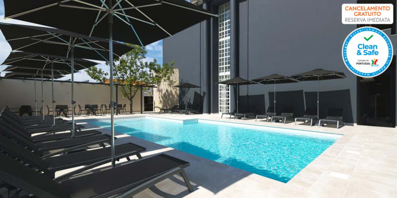 Hotel Cabecinho - Aveiro   Estadia & Spa a Dois ou em Família