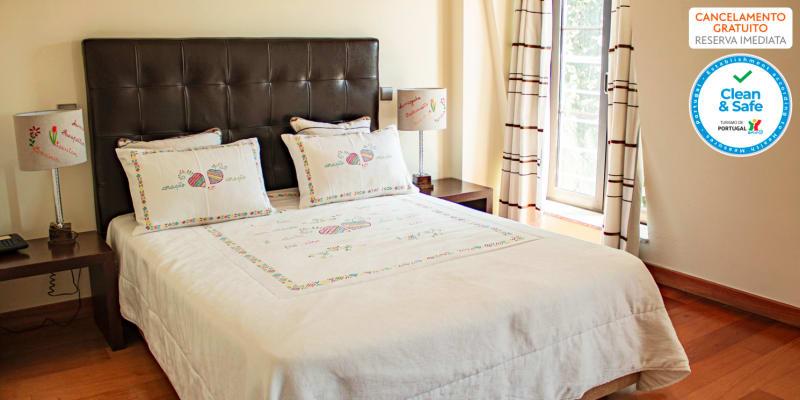 Hotel Casa do Eirado - Gerês | Estadia a Dois com Opção Jantar
