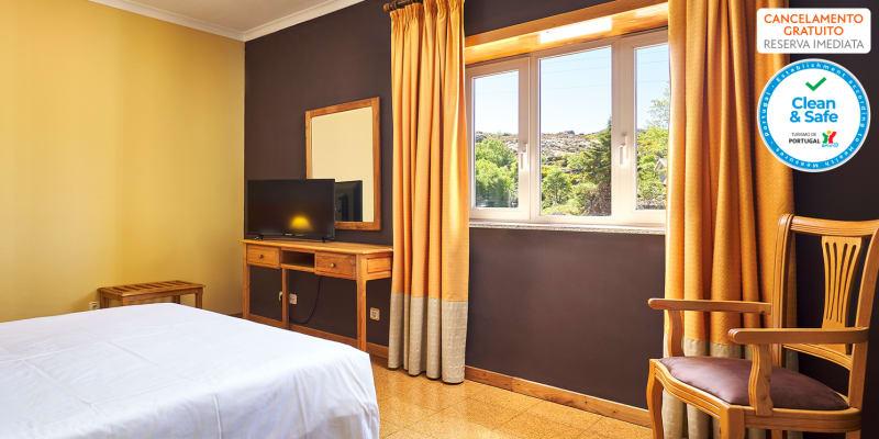 Hotel Castrum Villae - Gerês | Estadia na Natureza com Opção Jantar