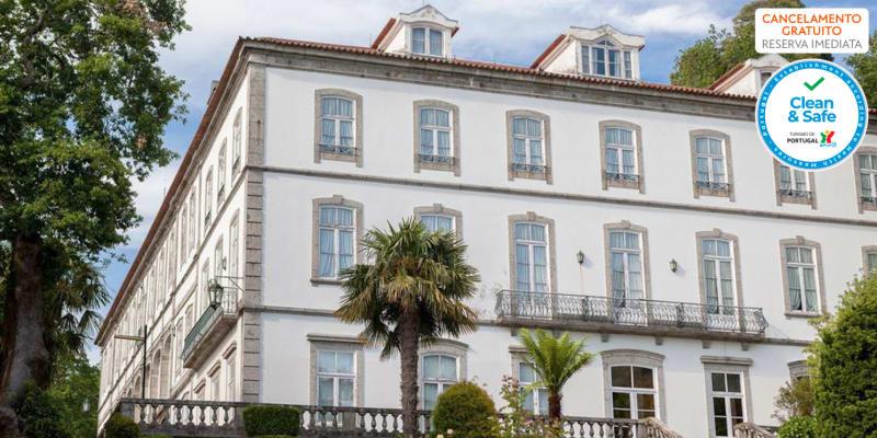 Hotel do Parque 4* - Braga | Estadia Romântica no Bom Jesus de Braga