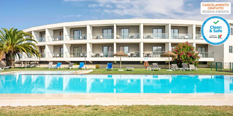 Hotel dos Zimbros - Sesimbra   Escapadinha de Praia & Piscina com Opção Jantar