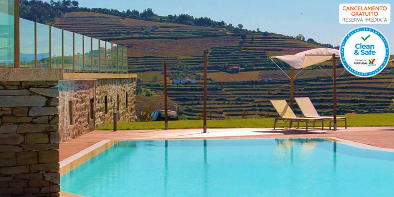 Hotel Douro Scala 5* - Vila Real   Estadia no Douro & Spa com Opção Massagem e Jantar