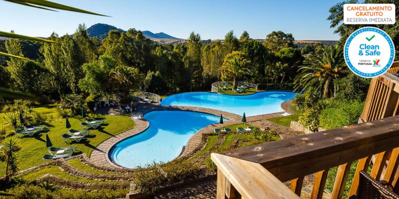 Hotel Fonte Santa 4* - Termas de Monfortinho | Estadia & Spa a Dois