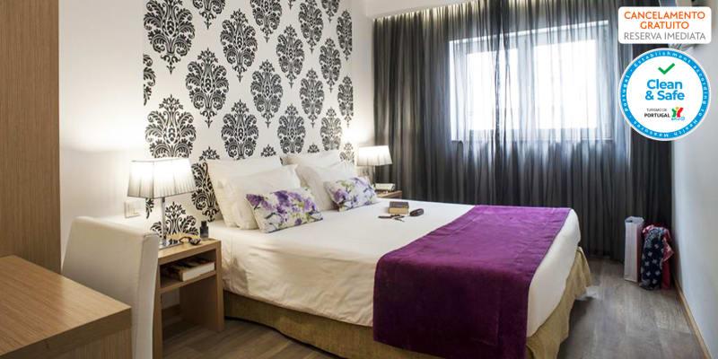 Hotel Genesis 3* - Fátima | Estadia com Opção Jantar ou Visita ao Museu Municipal de Ourém