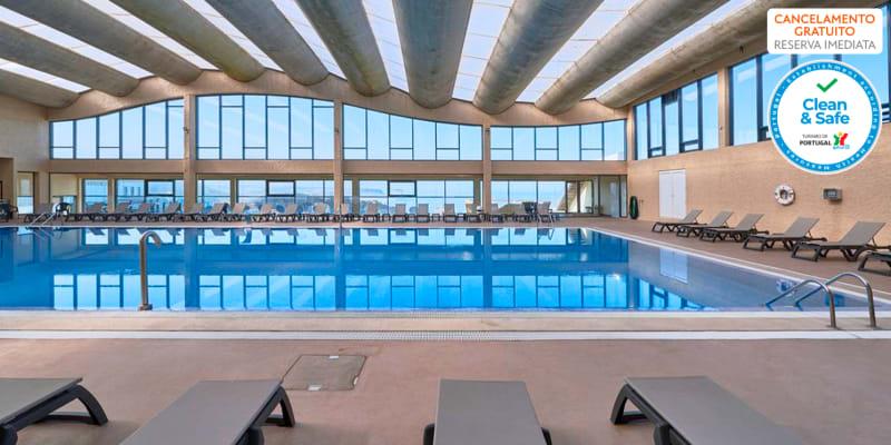 Hotel Golf Mar - Vimeiro | Estadia & Spa com Opção Jantar, Massagem e Batismo a Cavalo