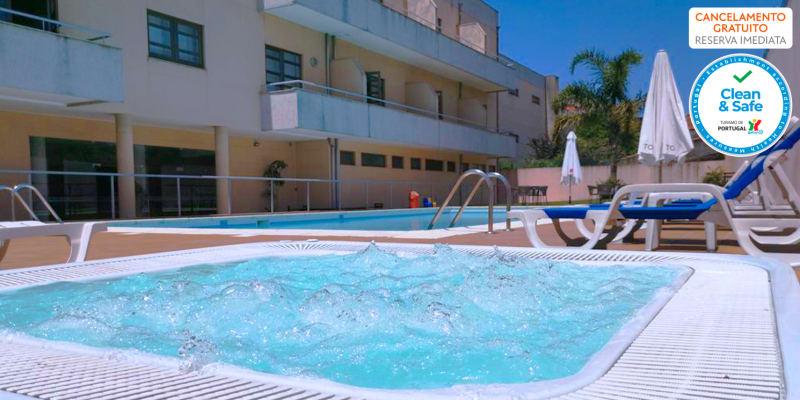 Hotel La Fontaine - Espinho | Estadia Relaxante com Opção Massagem