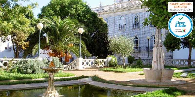 Hotel de Moura - Alentejo   Estadia Rústica com Tábua de Queijos, Enchidos e Vinho Regionais