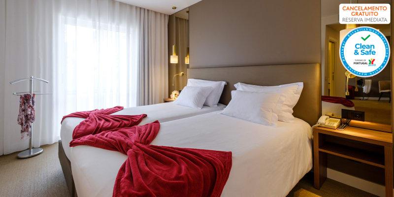 Hotel Regina 4* - Fátima | Estadia com Opção Jantar e Visita ao Museu de Leiria