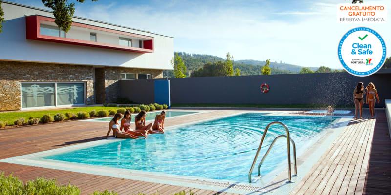 Programa de Verão: Férias a Dois ou em Família com Meia-Pensão no Hotel Santa Margarida 4*
