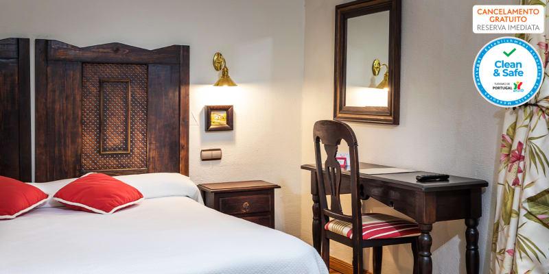 Hotel São João de Deus 4* - Elvas   Estadia de Charme com Opção Pack Romântico