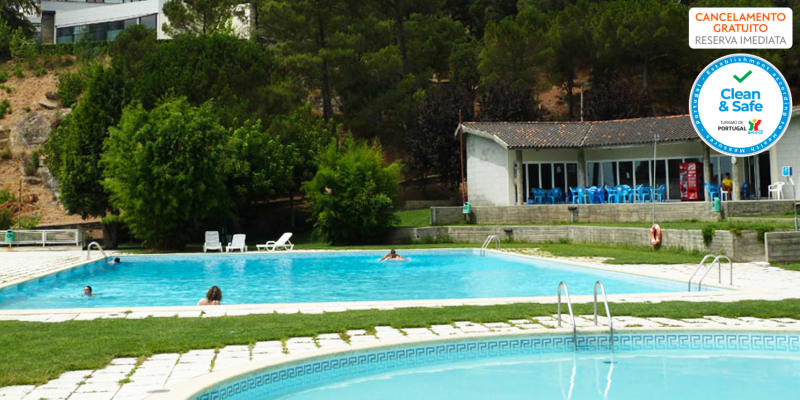 Hotel Senhora do Castelo - Mangualde | Estadia com Opção Jantar