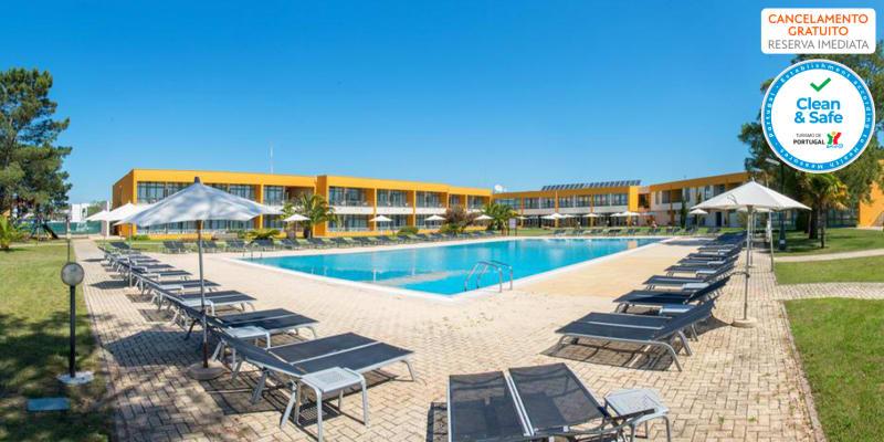 VILA PARK Nature & Business Hotel 4* - Alentejo Litoral | Estadia de Requinte com Opção Meia-Pensão