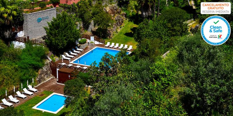 Hotel Termal - Algarve | Estadia na Villa Termal c/ Opção Entradas Zoo de Lagos e Krazy World