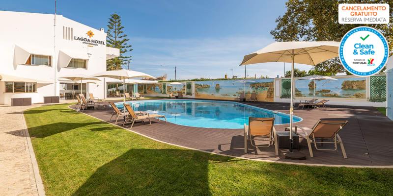 Lagoa Apartment Hotel 4* | Estadia Familiar em Apartamento no Algarve c/ Opção Entradas Parques
