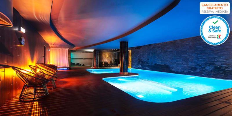 Lisotel Hotel & Spa 4* - Leiria | Estadia com Banheira de Hidromassagem & Opção Acesso ao Spa e Jantar