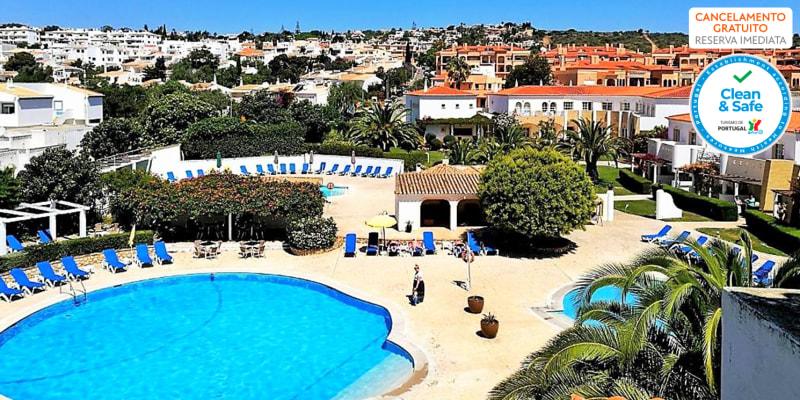 Luz Bay Hotel 4* - Lagos | Estadia Junto à Praia