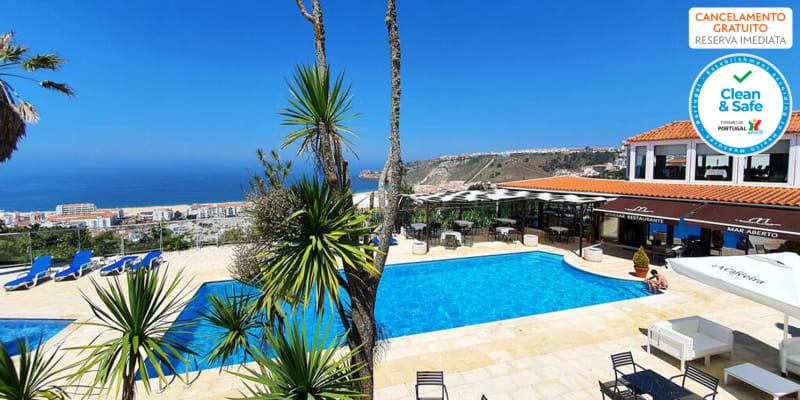 Miramar Hotel & Spa 4* - Nazaré | Estadia com Opção Meia-Pensão e Pensão Completa